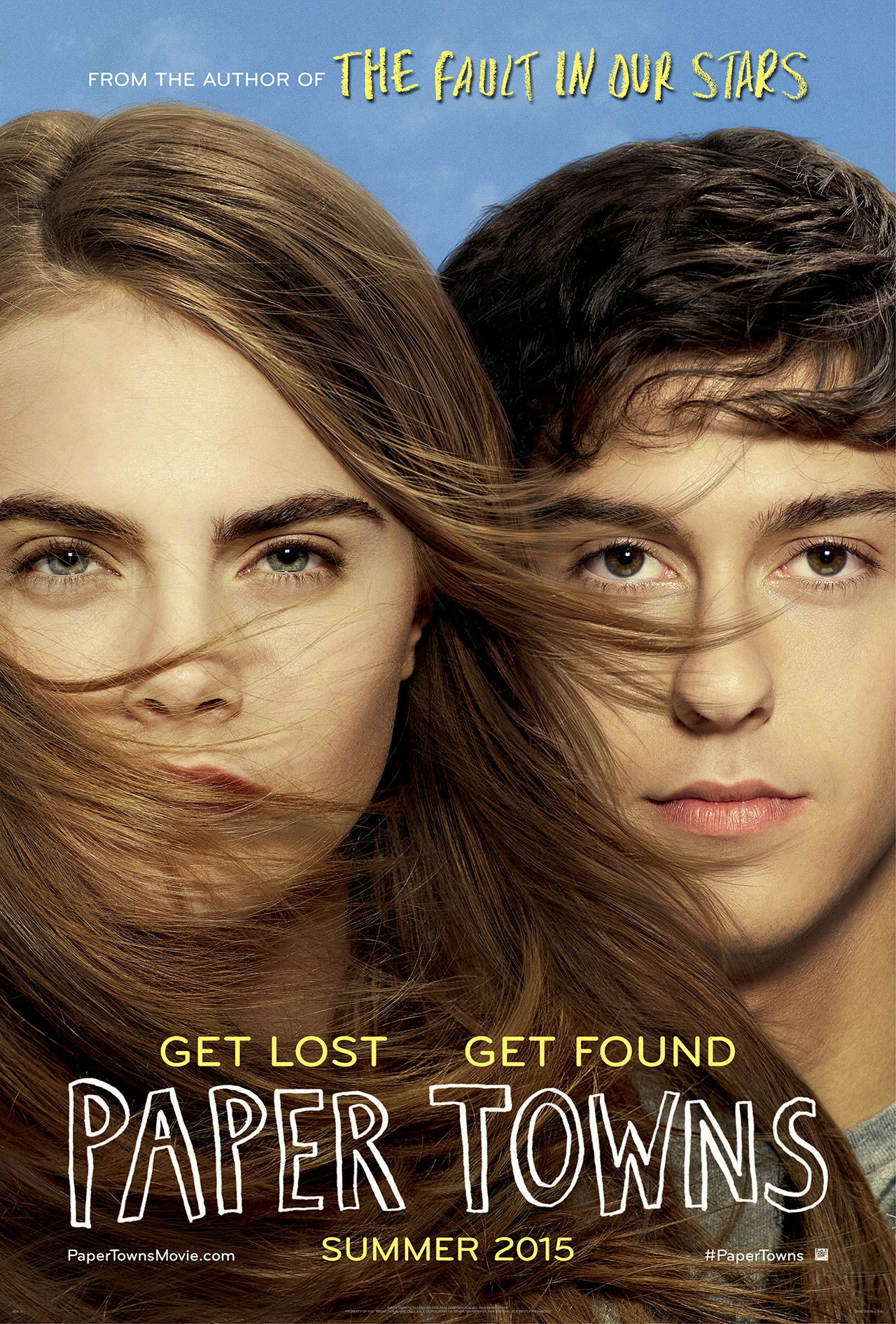 'Paper Towns' was filmed in part in and around Concord and Charlotte, North Carolina.