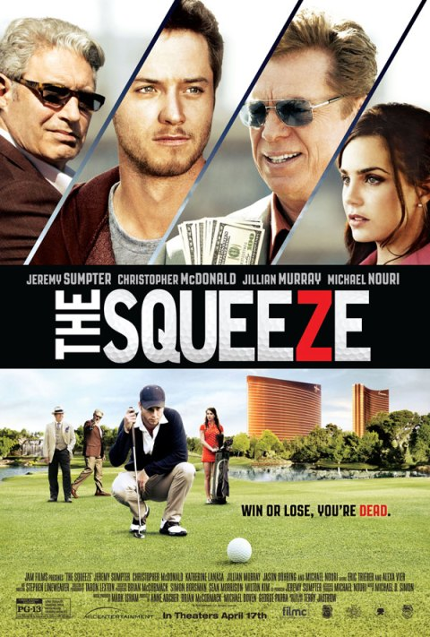 The Squeeze, filmed in Wilmington, North Carolina