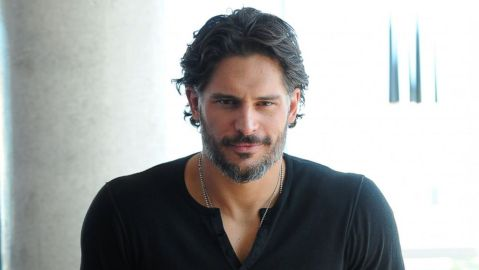 Joe Manganiello stars on 'Six', filmed in Wilmington, North Carolina.